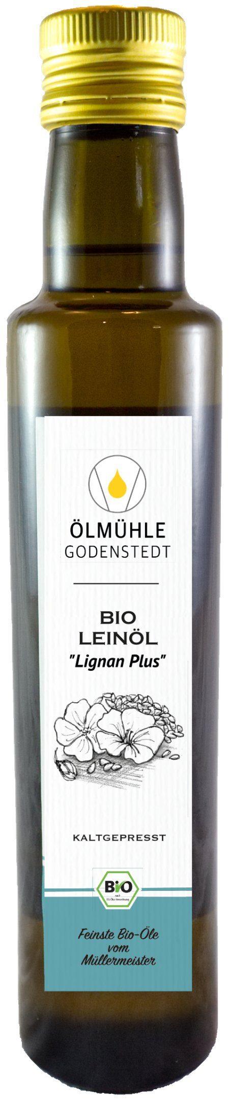 Bio Leinöl mit Lignan