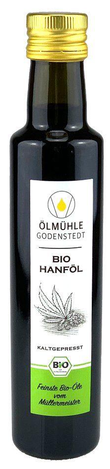 Bio Hanföl kaltgepresst aus Deutschland kaufen