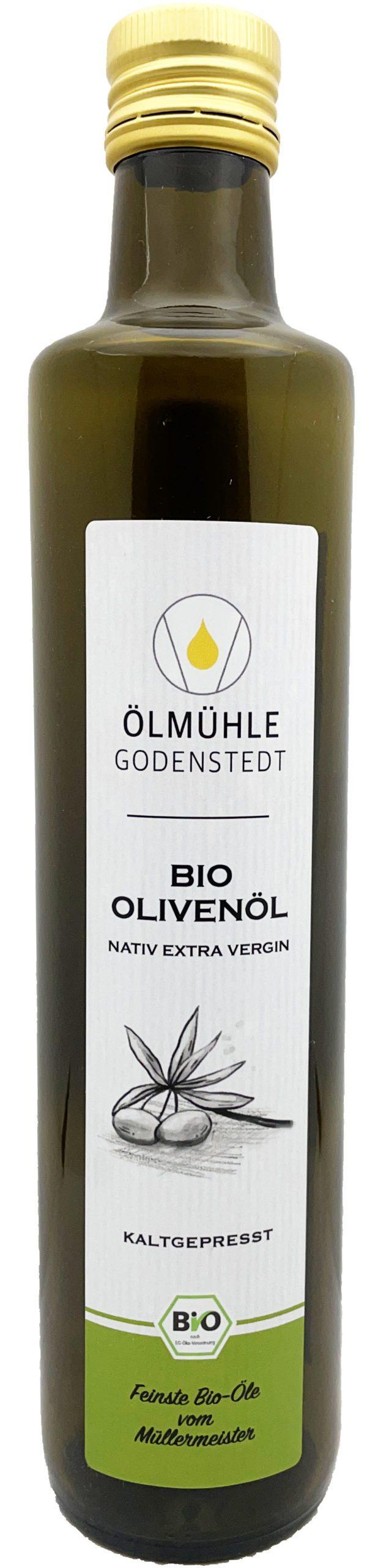 Bio Olivenöl aus Spanien